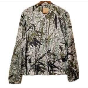 🎋Massimo Dutti lightweight nylon jacket